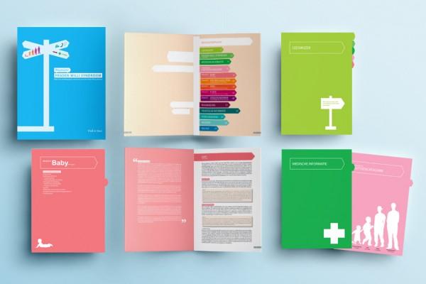 Ontwerp en tekstredactie informatiemap