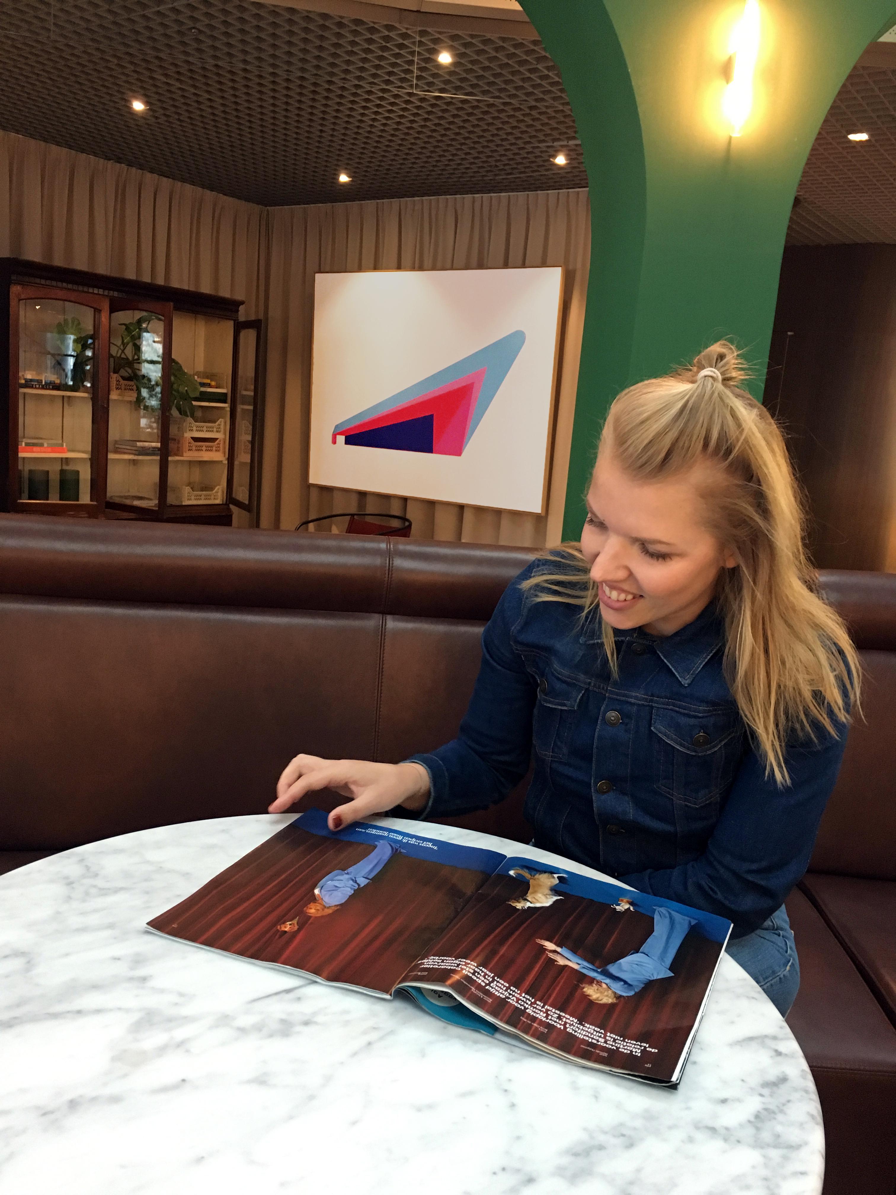 Tentoonstelling Delftse Poort_Roffalove_restaurant